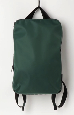 Un coeur NTR square backpack