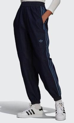 adidas デニム JAPONA トラックパンツ
