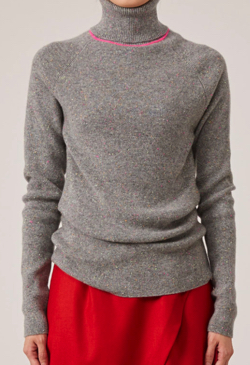 canaco_ CASHMERE KNIT TOPS