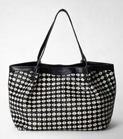 SERAPIAN MOSAICO製スモールSECRETトートバッグ