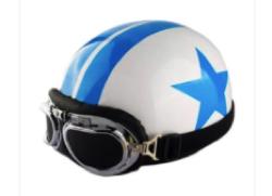 GOHAN ハーフヘルメットよ