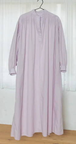 my apparel ロングシャツワンピース