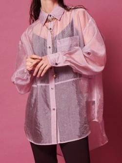 MAISON SPECIAL オーバーシアーシャツ