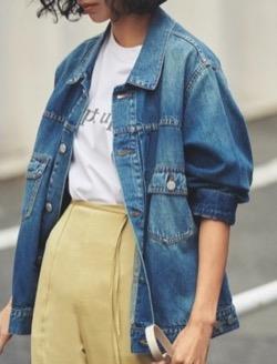 Mila Owen(ミラオーウェン)デニムジャケット