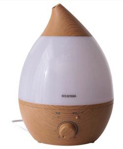 加湿器 木目調 ウォルナット 超音波式加湿器