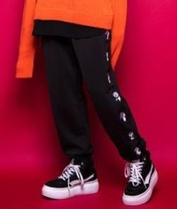 Candy Stripper(キャンディストリッパー)SUYA SUYA PANDA JERSEY パンツ