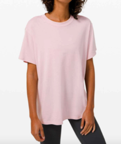 Lululemon All Yours Boyfriend Tee