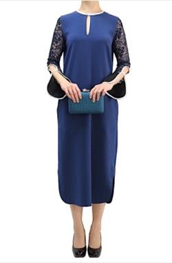 Mame Kurogouchi(マメ クロゴウチ)チュールエンブロイダードIラインドレス