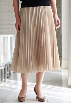 Paul Stuart WOMEN エアリーローンスカート