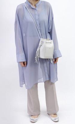 YAHKI(ヤーキ)巾着ショルダー