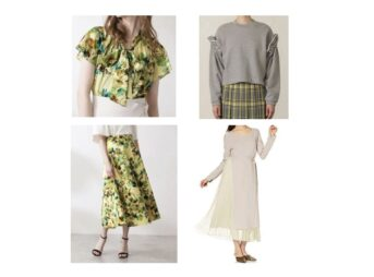 【土曜はナニする!?】宇賀なつみ 衣装・ファッション(ワンピ・ブラウス・スカートなど)のブランドはこちら♪
