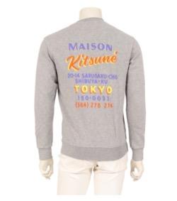 MAISON KITSUNE × Ben Klevay スウェット