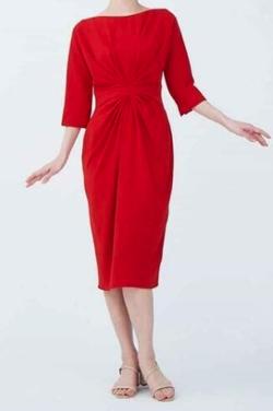 Sybilla センタータックデザインドレス
