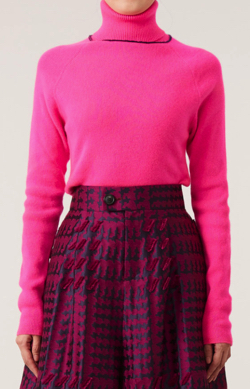 canaco CASHMERE KNIT TOPS