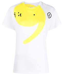 Maison Margiela プリント Tシャツ