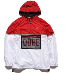 DOPE(ドープ )SIERRA WINDBREAKER 17DP-QS387J