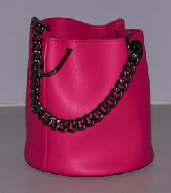 SAMO ONDOH 11° Hannah bag with chrome chain