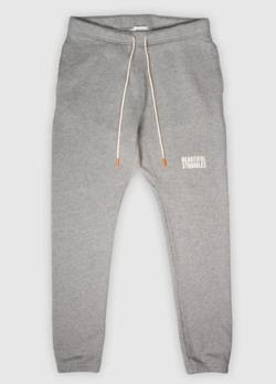 """BEAUTIFUL STRUGGLES Sweatpant """"Logo"""" Light Grey Melange"""