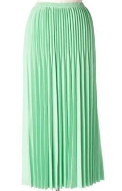 Drawer(ドゥロワー)18Gプリーツニットスカート