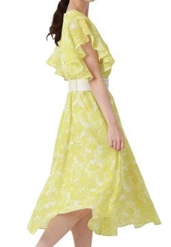 EPOCA(エポカ)シトラスプリント ドレス