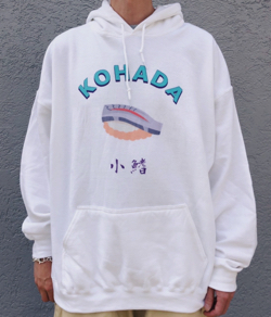 A.M.P SUSHI HOODIE