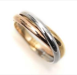 Cartier Trinity ring small model