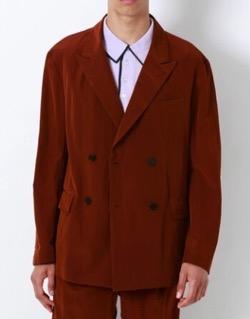 LOVELESS(ラブレス)オーバーサイズ ダブルライトジャケット
