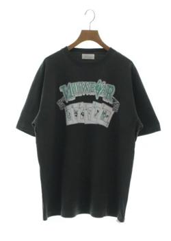 Instagram・山下智久(やまぴー)グリーンのプリントTシャツ