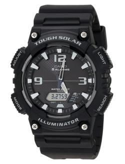 ナイトドクター岸優太 ブラックの腕時計