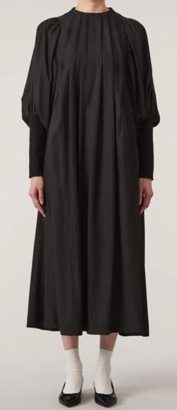 canaco_ TUCK DRESS(S-110)