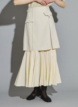 UNITED TOKYO マーメイドカバースカート
