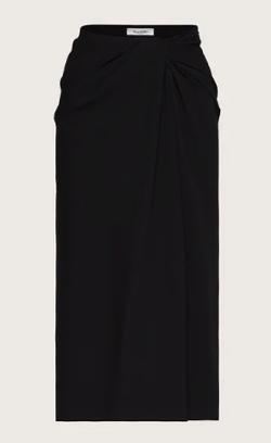 Valentino(ヴァレンチノ) キャディストレッチ ミディスカート