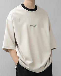 CULLNI EX.LOGO TEE