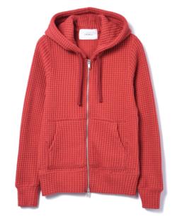 Seagreen(シーグリーン)  ONI WAFFLE hoodie