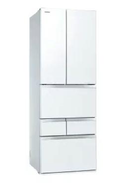 リコカツ インテリア ホワイトの冷蔵庫