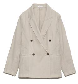 着飾る恋には理由があって川口春奈 アイボリーのジャケット