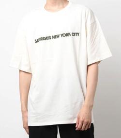 恋はDeepに渡邊圭祐  ホワイトのロゴTシャツ