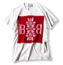 【彼女はキレイだった(かのきれ)】佐久間由衣(桐山梨沙)赤い刺繍ロゴTシャツ