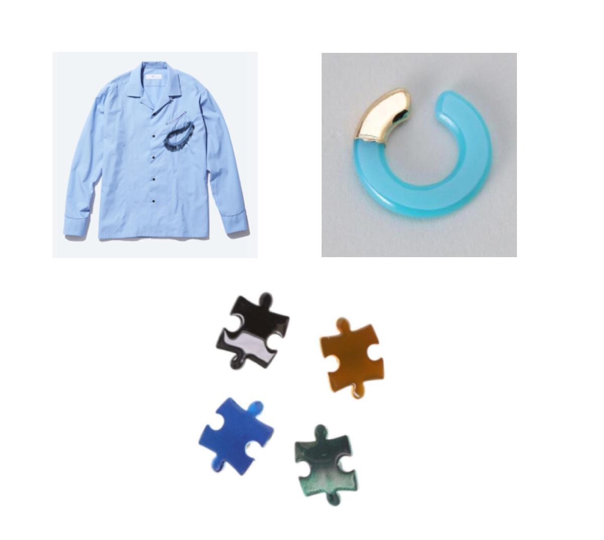 米津玄師【Pale Blue MV】着用ファッション・衣装(ジャケット・シャツ・アクセ)のブランドはこちら♪