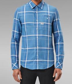 【家族募集します】仲野太賀(小山内蒼介)ドラマ衣装ライトブルーのチェック柄シャツ
