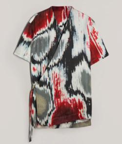 MUSIC BLOOD・田中圭・千葉雄大グラフィックラップシャツ