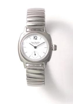 #家族募集します・木村文乃シルバーの腕時計