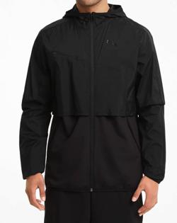ナイトドクター田中圭 ドラマ衣装ブラックのジャケット