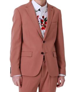 彼女はキレイだった・中島健人ピンクベージュのジャケット