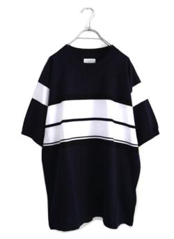 ボクの殺意が恋をした・中川大志ネイビーのボーダーTシャツ