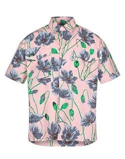 ボクの殺意が恋をした・中川大志ピンクのフローラルシャツ
