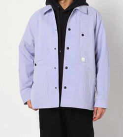 ナイトドクター岸優太 ドラマ衣装ライトブルーのジャケット