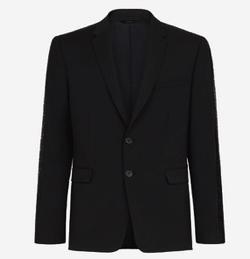 彼女はキレイだった・中島健人衣装ブラックのジャケット