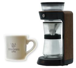 TOKYOMER・インテリアブラックのコーヒーメーカー