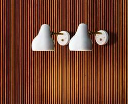 推しの王子様(おしプリ)・インテリアホワイトの壁掛けランプ